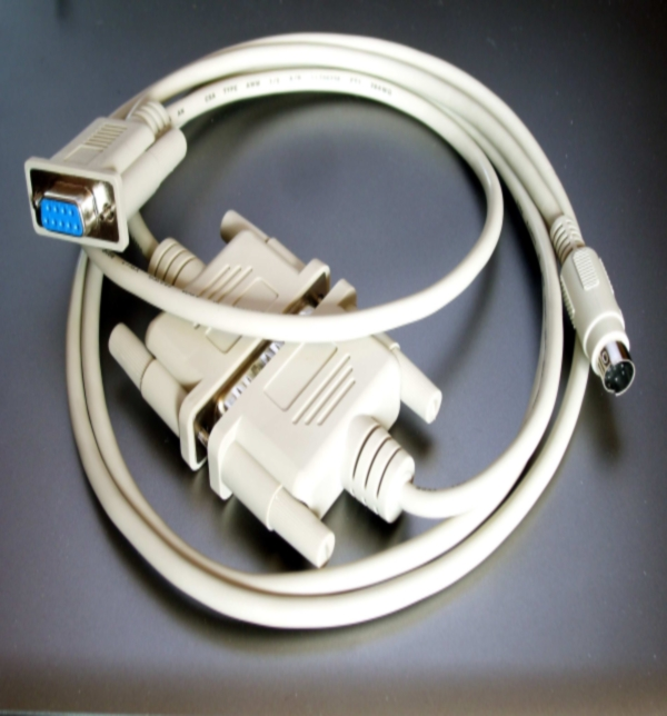 SC09 programming cable