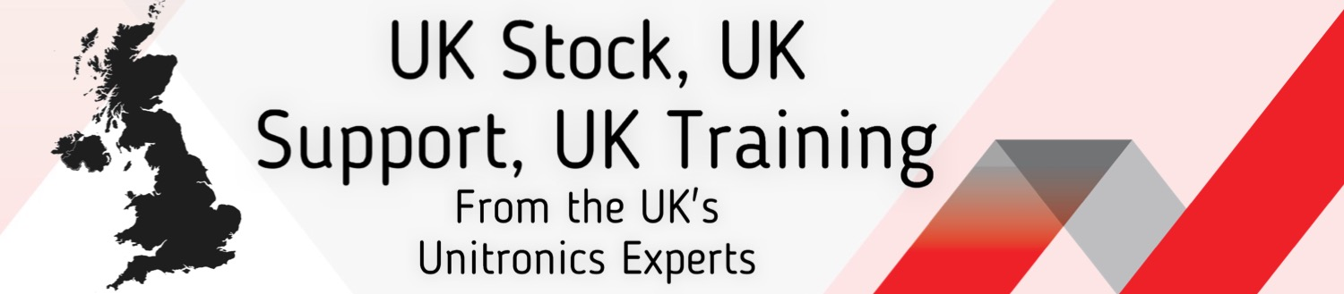 UK Stock, UK Support, UK Training from the UK's Unitronics Experts