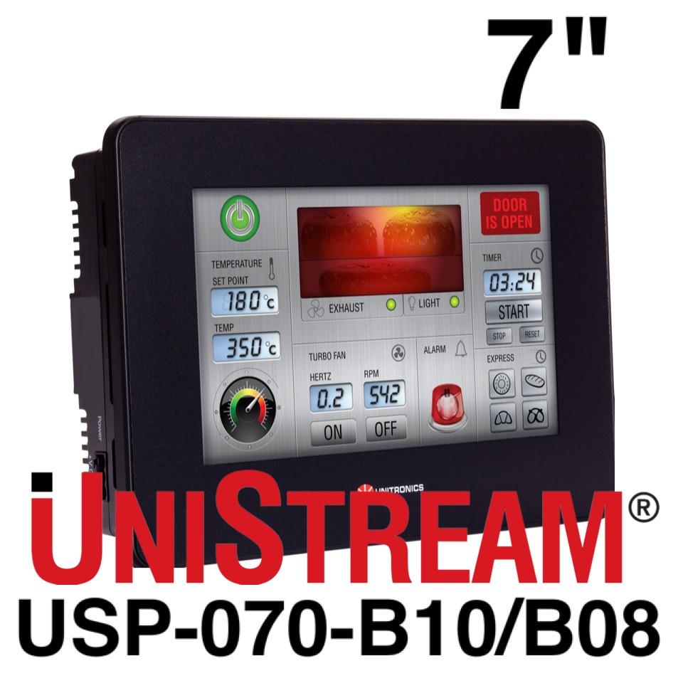 UNITRONICS UniStream UID-0016R Uni I//O Module
